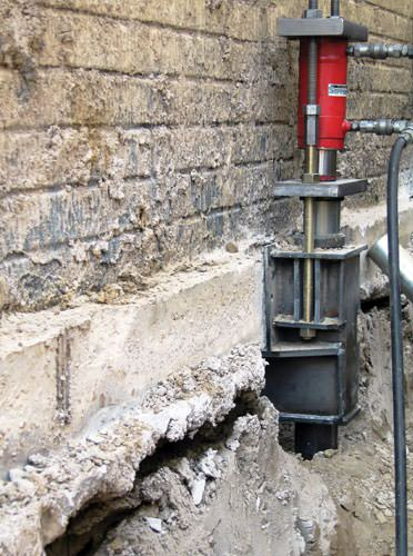 Foundation Repair In New York City Brooklyn Bronx