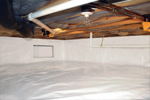 Crawl Space Repair After in New York City